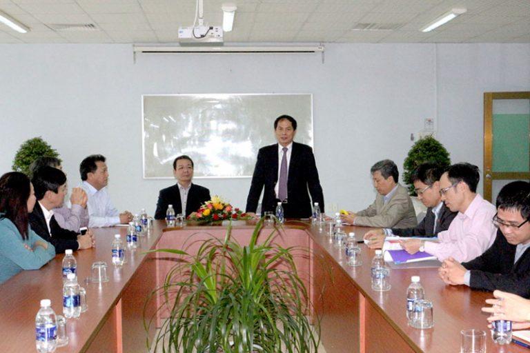 Đoàn Ban chỉ đạo công tác Ngoại giao Kinh tế – Bộ Ngoại giao Việt Nam thăm DRC (ngày 25/2/2016)