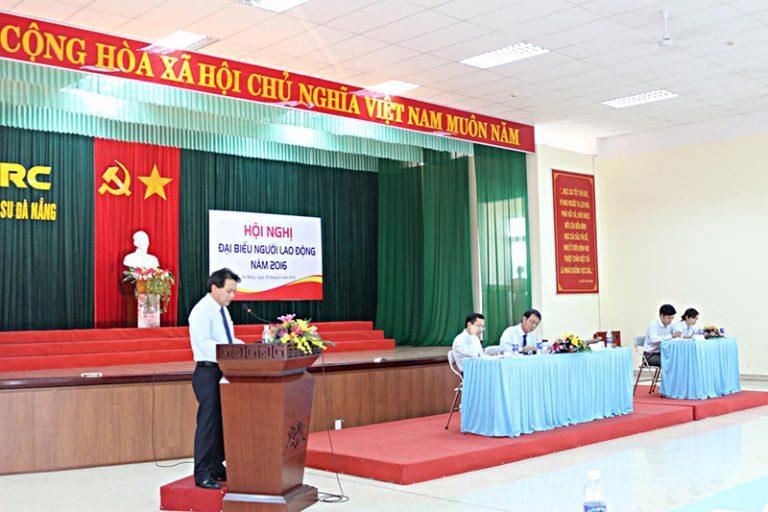 DRC tổ chức Hội nghị Người lao động năm 2016 (1/7/2016)